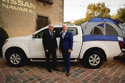 Nissan Breaks New Ground with Redesigned and Reengineered All-New Pick-up Navara