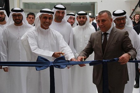 Ghassan Aboud Group Opens New Headquarters in Jebel Ali Free Zone