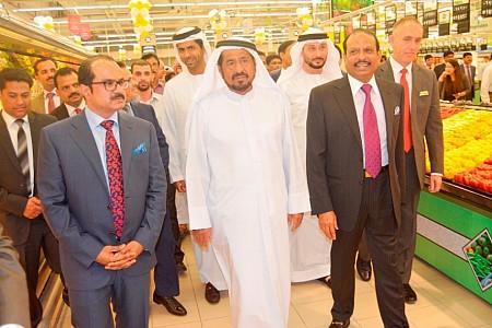 Lulu Hypermarket Opens its UAE's 128th branch in Hili Mall in Al Ain