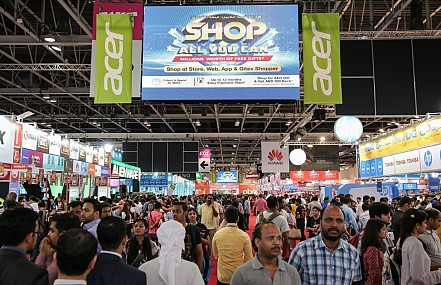 GITEX Shopper 2016 Opens Today with Never Before, Never Again Offers on Latest Consumer Electronics