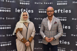 Fawaz Alhokair Opened The First Lefties Flagship Store at Nakheel Mall Riyadh