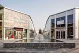 Scalo Milano City Style Margraf marble in Italy's first luxury retail village