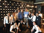 Leopold's of London Takes Top Title at Fact Awards 2017