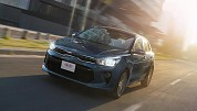 All-new Kia Rio raises the bar for design, space and dynamics