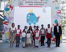 Al-Futtaim Motors attracts young talents at the third annual  Toyota Dream Car Art Contest