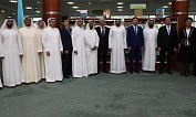 Dubai Public Library Welcomes a Delegation from the National Library of the Republic of Kazakhstan