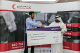 Deliveroo Raises AED 136,000 for Emirates Red Crescent