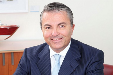 Francesco Grosoli, Barclays' Head of Private Bank for Europe, the Middle East and Africa (EMEA),