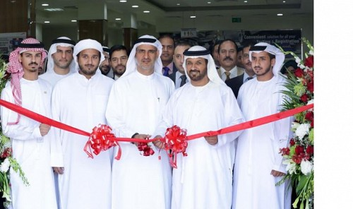Rta Ceo Attends The Opening Of Belhasa Driving Center