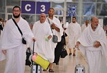 Over 2.4m pilgrims passed through Jeddah airport since November