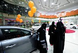 First women-only car showroom opens in Saudi Arabia