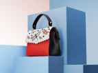 Let yourself be charmed by Cromia bag on Valentine's Day
