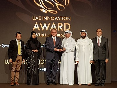 Global Food Industries recognized for innovation in food manufacturing