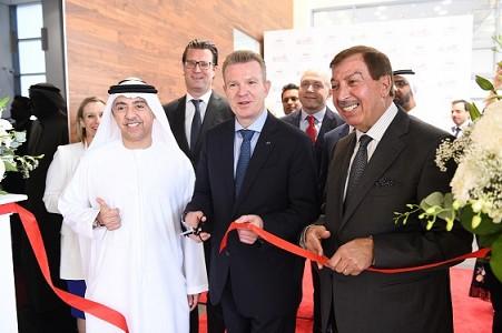 Arabian Automobiles opens Sharjah's first INFINITI Center
