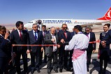 Turkish Airlines launches its direct flights to Aqaba, its 2nd destination to be served in Jordan