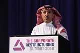 Saudi Arabian Monetary Authority's Deputy Governor for Supervision Keynotes GCC's First Financial Restructuring Summit