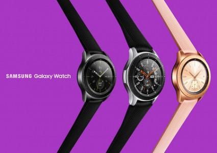 Samsung Galaxy Watch Offers a Holistic Health Experience
