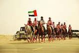 Pink Caravan Ride Calls on UAE Equines 