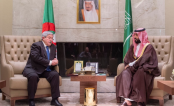 Saudi Arabia's Crown Prince Mohammed bin Salman signs off Algiers visit with trade, security pact