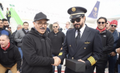 NEOM airport welcomes its first Saudi Arabian Airlines flight