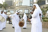 Traditional Folk Performances Bring the UAE's Heritage to India