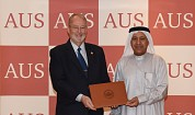 Al-Maktoum College of Higher Education pledges AED 1.5 million to set up a fund to support students at AUS
