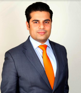 Fawad Tariq-Khan, CEO of SHUAA Capital