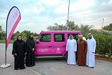 Pink Caravan Team Ready to Embark on 