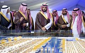 Crown Prince inaugurates King Abdullah Port in Rabigh