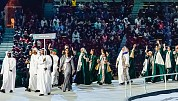 Saudi athletes take part in Opening Ceremony of Special Olympics World Games 2019