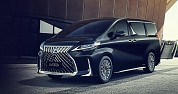 Introducing the Lexus LM Luxury Minivan