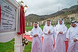Sharjah Ruler Opens Historic Dh 6-Billion Khorfakkan Highway Along with Number of Ambitious Projects