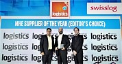 Swisslog named MHE Supplier of the Year at Logistics Middle East Awards