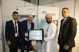 Oman Air Receives Certificate of Recognition From Klm