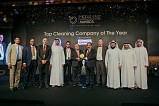 Isnaad Crowned 'top Cleaning Company of the Year' at Middle East Cleaning, Hygiene & Facilities Awards