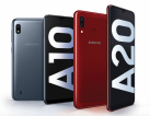 Samsung launches the brand-new Galaxy A10 and A20 smartphones in the Kingdom