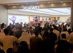 High Turnout for Huawei P30 Pre-order in Saudi Arabia