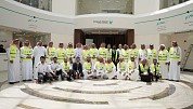 Saudi Customs holds a Training workshop  for customs officers on the TIR System