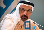Saudi's Falih says he sees no oil shortage, but OPEC to act if needed