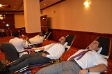 Al Bustan Centre & Residence successfully concludes 3rd Blood Donation drive