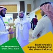 Saudi Arabia To Host Largest Gathering Of Events Industry Professionals