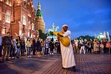 Sharjah brings its Tambourines and Traditional Songs to Red Square and other Landmarks