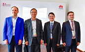ZPMC, Vodafone, China Mobile and Huawei Jointly Release 5G Smart Port White Paper