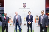 Spain's Super Cup set for Saudi Arabia