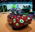 Ripley's Believe It or Not!® showcases world's smallest car at Dubai International Motor Show