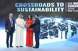 International Desalination Association honours HE Saeed Al Tayer, MD and CEO of DEWA with the Presidential Award