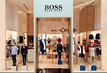 HUGO BOSS has opened his first store for kidswear