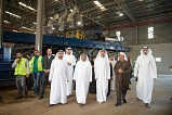 Opening of the largest waste sorting and recycling plant in Ras Al Khaimah
