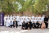 Emirates Islamic employees visit CDA's Thukher Social Club