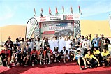 Al Qassimi Storms Back To Secure Victory In Abu Dhabi Baja  As Mare Powers To Bikes Win